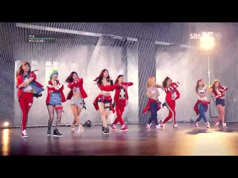 130201 MTV The Show SNSD  I Got A Boy