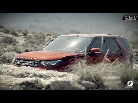 Land Rover DISCOVERY 2017 | OFFICIAL TRAILER