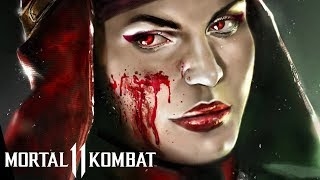 MORTAL KOMBAT 11 GAMEPLAY, SKARLET & VARIATIONS (MK11)
