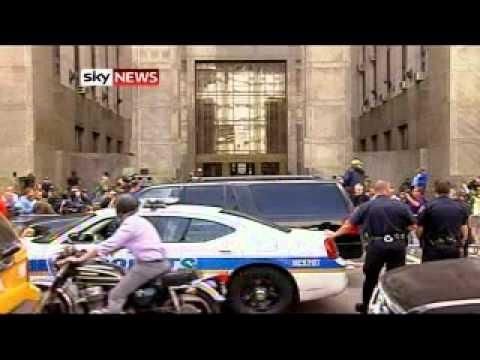 Ex-IMF Boss Dominique Strauss-Kahn Pleads Not Guilty
