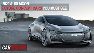 2020 Audi Aicon - Future Concept Cars YOU MUST SEE | Car Review 247