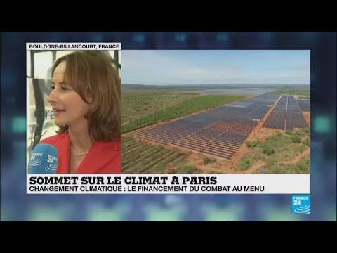"""Ségolène Royal : """"l''énergie solaire est devenue un marché rentable"""""""