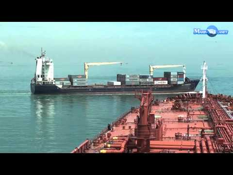 MCC SINGAPORE CONTAINER SHIP FOR MERCHANT NAVY