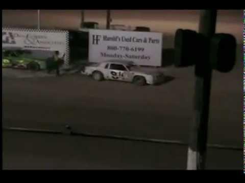 Texas Thunder Speedway May 19, 2012 IMCA Stock Car A-Main