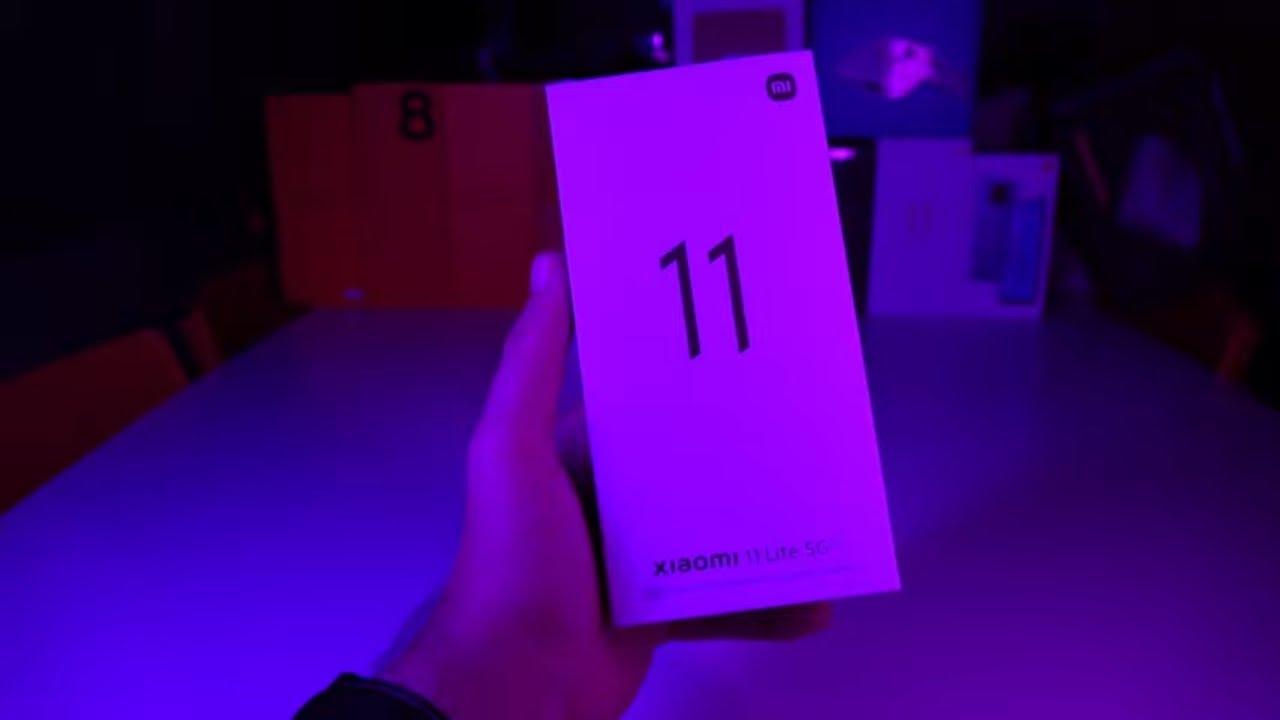 Xiaomi 11 Lite 5G NE | New Edition | Greek Review : ΕΜΠΡΟΣ ΠΙΣΩ !
