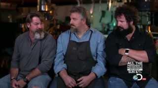 Discovery: Blade Brothers Сезон 1 Серия 1