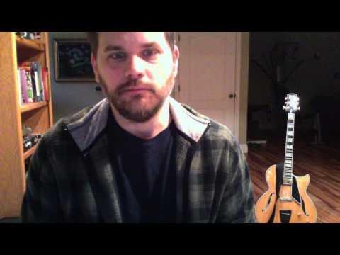 Beginner Jazz Guitar Advice