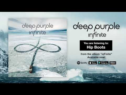 Deep Purple Hip Boots  Full Song Stream  Album inFinite OUT NOW!
