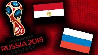 2018 RUSSIA FANTASY VB | EGYIPTOM - OROSZORSZÁG