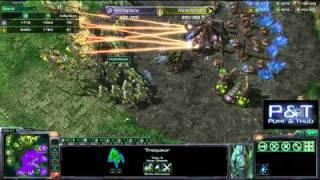 (HD354) Kiwikaki vs Stephano - PvZ - Starcraft 2 Replay [FR]