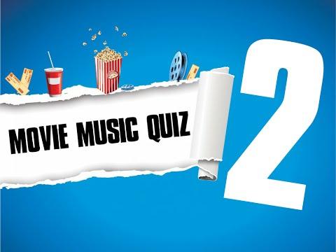 Movie Music Quiz 2