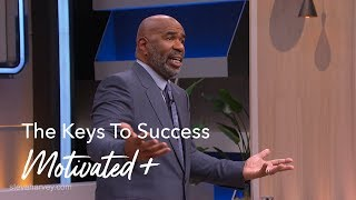 The Keys To Success | Motivated +