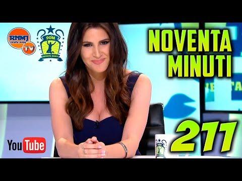 90 MINUTI 211 Real Madrid TV (19/09/2017) HD
