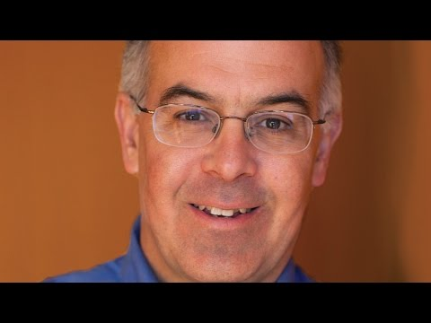 David Brooks, NY Times Op-Ed columnist, on his book, The Road to Character