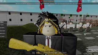 (Roblox) Fort Alberta gameplay as ( Royal Family of Canadian) Video 2