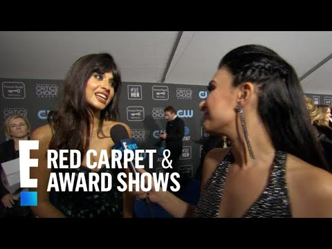 "Jameela Jamil Reacts to ""E!'s"" Red Carpet Golden Globes Joke 