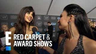 "Jameela Jamil Reacts to ""E!'s"" Red Carpet Golden Globes Joke | E! Red Carpet & Award Shows"