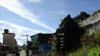 CHEMTRAILS 29 jul 2013  FLORIANÓPOLIS, SC  - Brazil - HAARP