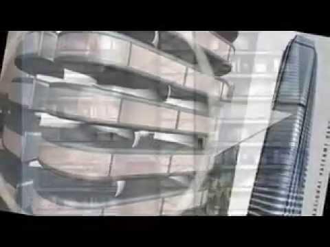 edificio giratorio proyecto tecnologico