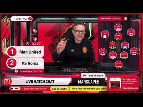 GOLDBRIDGE Best Bits | Man United 6-2 Roma | Europa league SEMI FINAL