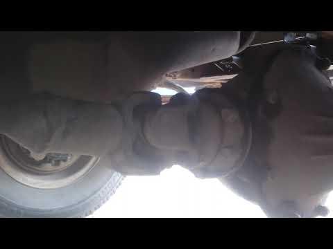 Люфт карданов УАЗ 469