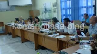 Δημοτικό Συμβούλιο δήμου Δίου - Ολύμπου 29 06 2016