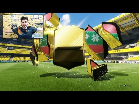 FIFA 17 MEGA PACKS 12.000 FIFA POINTS PACK OPENING - SO MANY INFORMS !!! How to get free Fifa Points