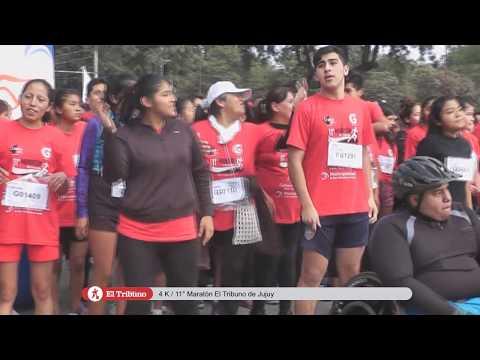 11° Maratón El Tribuno de Jujuy - 4 Km Participativa