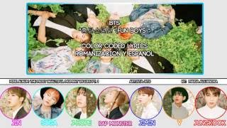 "Download Video BTS (방탄소년단) ""흥탄소년단 (Fun Boys)"" [COLOR CODED] [ROM