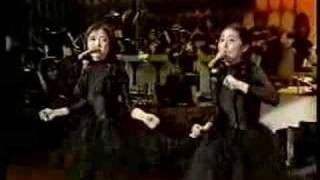 Two of Japan's brightest 80s stars perform Pink Lady's classic hit ...