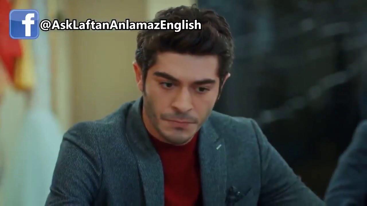 Ask Laftan Anlamaz - Episode 18- Part 13 - English Subtitles