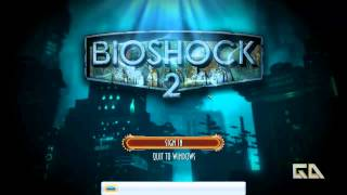 [how To] Play Bioshock 2 Online Using Free Kane And Lynch Key Tutorial