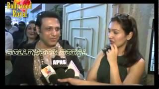 Govinda, Tina Ahuja & Others at Screening of the film 'Second Hand Husband'