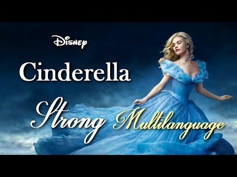 Cinderella - Strong (Multilanguage)