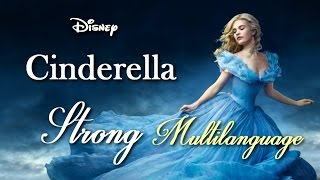 Cinderella - Strong (Multilanguage)