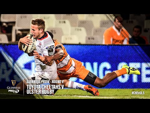 Guinness PRO14 Round 4 Highlights: Toyota Cheetahs v Ulster Rugby