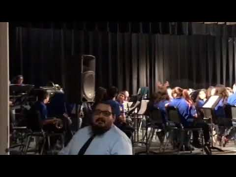 Rick's Solo with Dwight Middle School Band