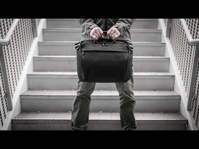 Boa saddle | premium laptop bag for MacBook Pro 15