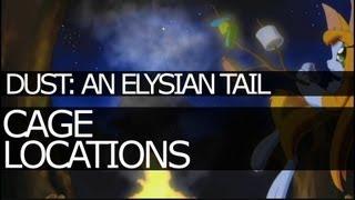 Dust: An Elysian Tail - Bakers Dozen Achievement Guide (Friend Locations)