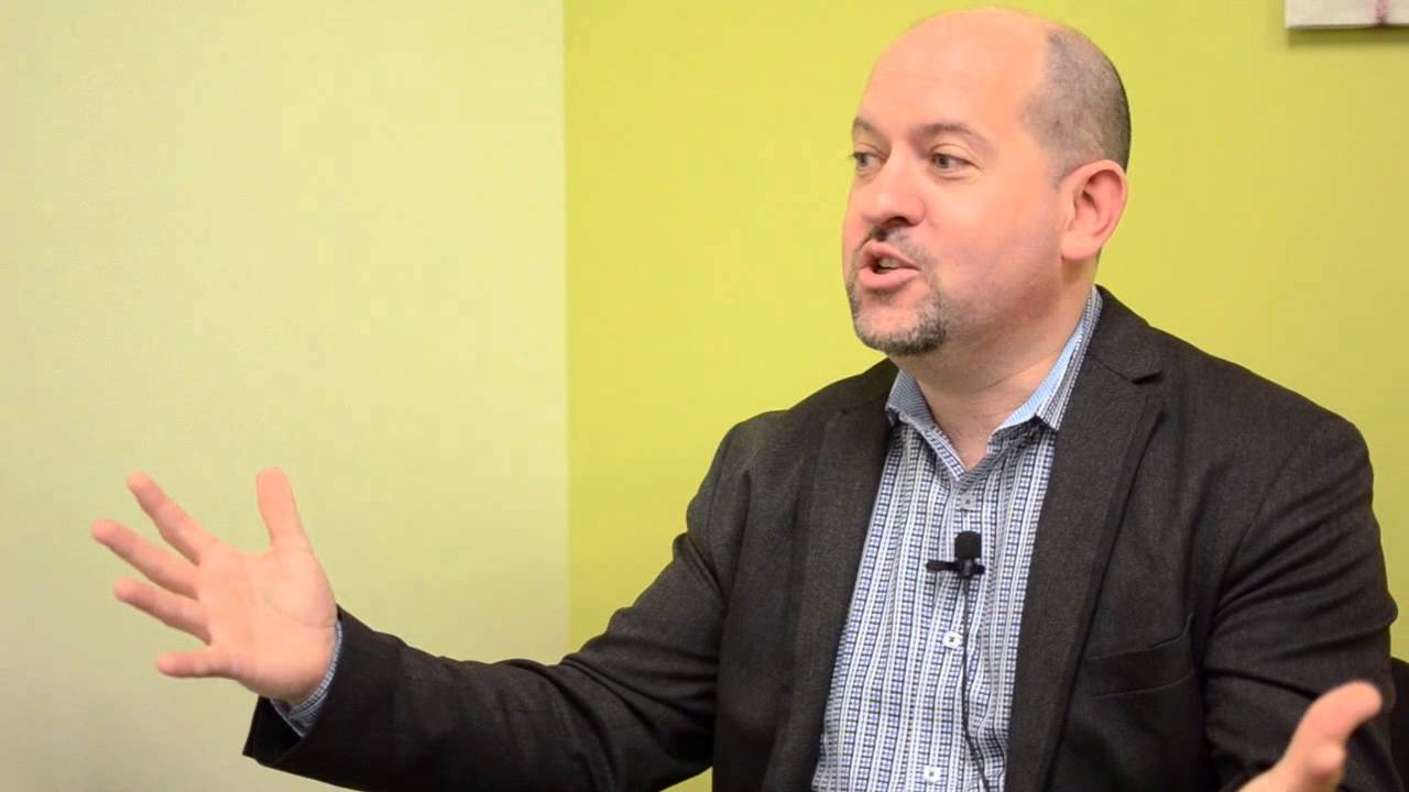 """iDataLabs Video Blog - """"How has data changed Marketing?"""" with Dave Mendlen."""