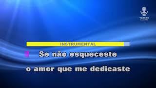 ♫ Demo - Karaoke - FADO DO CIÚME - Amália Rodrigues