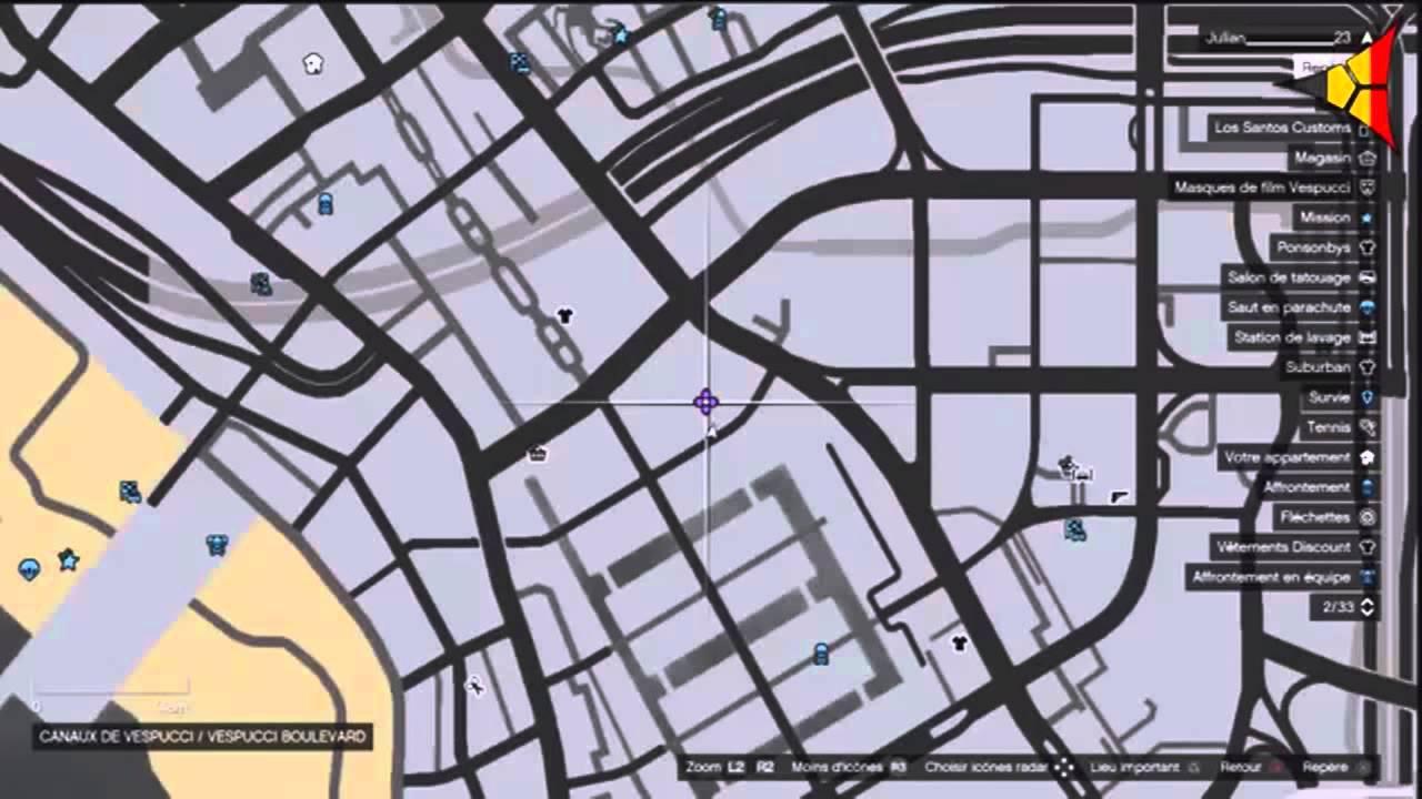 [HD][TUTO GTA 5] Comment trouver le fourgon de police