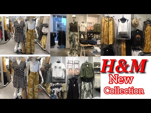 H&M NEW SUMMER COLLECTION 2019 ~Shaun&Maddy VLOG