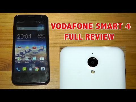 Vodafone Smart 4 Full Review