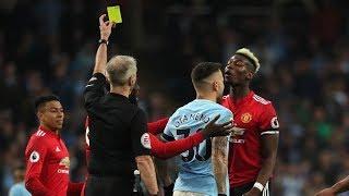 Manchester United - fights and brutal struggle season 2017-2018