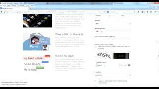 How to create / register Gmail account