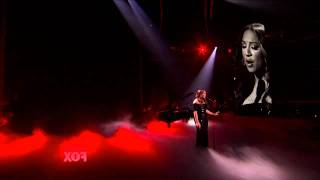 "Melanie Amaro ""Hero"" Semi Final - X Factor USA .mov"