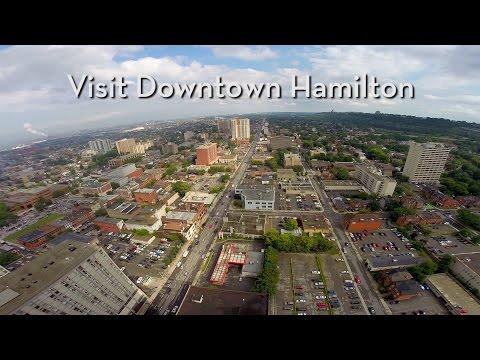 Visit Downtown Hamilton