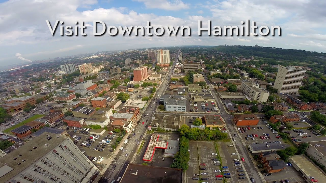 Visit Downtown Hamilton Youtube