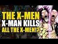 X-Man Wipes Out The X-Men!? (Uncanny X-Men: X-Men Disassembled Conclusion)